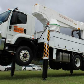 Essential Energy Takes Delivery of 2 x TL16M EWP's